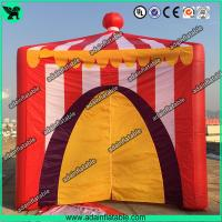 Wholesale Oxford Cloth White Advertising Inflatable Booth Tent for Exhibition,Promotion Booth Tent from china suppliers