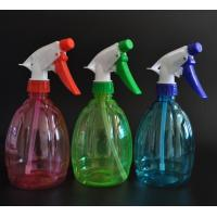 Wholesale New Style Unique Shape OEM rome Plastic Bottle With Trigger Spray for taking liquid soap from china suppliers