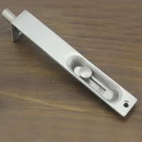 Wholesale Sunk slide action stainless steel flush bolt with flip lever from china suppliers