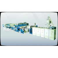 Wholesale Skinning PVC Foam Board Machine / Celuka PVC Foam Board Production Line from china suppliers