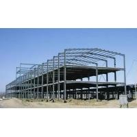 Wholesale Steel Frame Building Construction Multi - story Steel Structure Warehouse from china suppliers