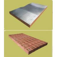 Wholesale Copper Mould Quarter Inch Steel Plate , Copper Engraved Plate High Temperature Resistance from china suppliers