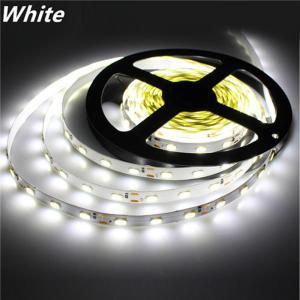 Wholesale 5M Super Bright 5630 Led Strip Tape Light White / Warm White LED Ribbon Lamp KTV/ Bar /Hotel Counter Decor Lighting from china suppliers