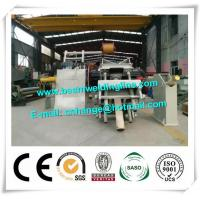 Buy cheap Automatic Slitting And Cut To Length Line , Slitting And Shearing Machine For Steel Coil from wholesalers