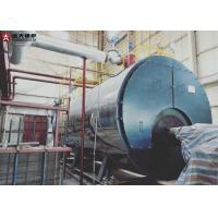 Factory Automatic Competitive Price 10 bar Gas Steam Boiler Bangladesh for sale