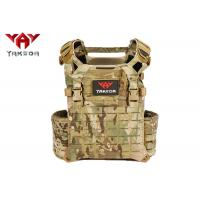 Wholesale Military Combat Assault Tactical Vest Molle Gear , Army Swat Ballistic Body Armor from china suppliers