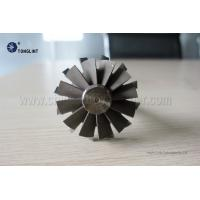 Turbine Shaft and Turbo Turbine Wheel  shaft rotor S1B S100 312880 for turbocharger 315920 CHRA 313275 for sale