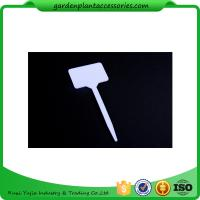 Wholesale White Durable PP Plant Markers / Garden Plant Labels For Garden 13.7*5.5cm Garden Plant Marker from china suppliers