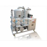 Wholesale Series ZYD Double-stage Vacuum Transformer Oil Filtration Machine, Hydraulic Oil filtering, Oil filtration, from china suppliers