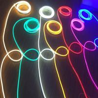 Wholesale Slim Silicone Multi Color LED Rope Light High Brightness With 3 Years Warranty from china suppliers