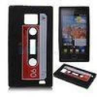 Buy cheap Magnetic tape shape Silicone Cell phone covers skin case for htc inspire, 3g from wholesalers