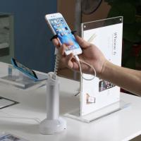 China COMER security alarm stands for mobile phone retail shop for sale