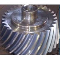 Wholesale High quality custom design 45 grade spiral bevel gear with high precision made in China from china suppliers