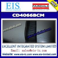 Wholesale CD4066BCM - FAIRCHILD - Quad Bilateral Switch - Email: sales009@eis-ic.com from china suppliers