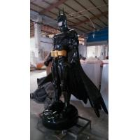 China Outdor Garden sculpture  batman's  character theme statue as decoration statue in shop/ mall /event celebrity activity on sale