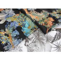 Wholesale Anti Static Stretch Printed Silk Fabric Crepe Pattern CE Certification from china suppliers