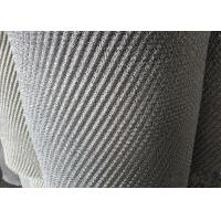 Wholesale Demister Pad Material Woven Wire Mesh / Metal Screen Mesh For Vapor - Liquid Separation from china suppliers