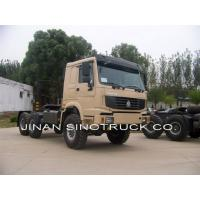 Wholesale SINOTRUK 6x6 FULL WHEEL TRACTOR TRUCK from china suppliers