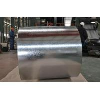 China Zinc Coated Strips Hot Dipped Galvanized Steel Coils Corrosion Resistant on sale