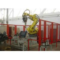 Wholesale PLC Control Robotic Palletizing System Loader For Beverage Industry from china suppliers