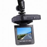 Wholesale Car Sport Camera, About 2 Hours Battery Recording Time, USB2.0 Transmission Interface from china suppliers