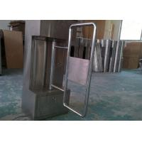 Quality RFID Secured  Swing Barrier Gate With IR Sensor Control Intelligent Pedestrian for sale