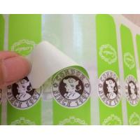 Wholesale Screen Printing Self Adhesive Sticky Labels For Plastic Bottles Eco Friendly from china suppliers