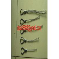Buy cheap Mesh Grips,Wire Cable Grips,Pulling grip from wholesalers