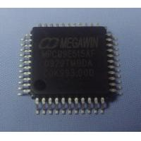 Wholesale Megawin MCU, 8051 MicroController MPC89L / E515 2.4V ~ 3.6V Voltage 63KB Flash ROM from china suppliers