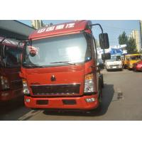 Buy cheap Light Commercial Trucks / Light And Medium Duty Trucks 10 Ton Loading Capacity from wholesalers