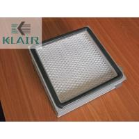Wholesale Oem Mini Pleat Hepa Filter Air Purifier With Micro Glass Fiber Media from china suppliers