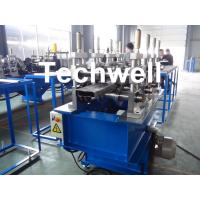 Wholesale Rack Beam Box Profile Roll Forming Machine with 11KW Main Power and 70mm Pallet Shaft Diameter from china suppliers