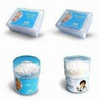Wholesale Safety Cotton Swabs, Suitable for Baby Use from china suppliers