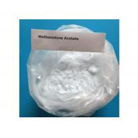 99.6% Purity Excellent Oral Steroid Primobolan Methenolone Acetate Powder With No Liver Toxicity 10g/bag