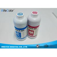Wholesale Mugs / Ceramic / Fabrics Transfer Sublimation Printer Ink For Epson SureColor TFP Printers from china suppliers