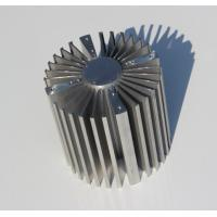 Wholesale Anodized 6061 / 6060 Aluminium Heatsink Extrusions With Finished Machining from china suppliers