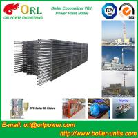 China Power Station Boiler Stack Economizer / Steam Boiler Economizer Tubes on sale