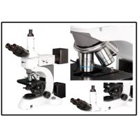 Buy cheap Polarizing Laboratory Portable Metallurgical Microscope Dark Field Kohler NCM-J8000 from Wholesalers