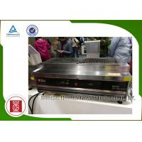 Customized Wood Cabin Commercial Barbecue Grills Electric Table Top Indoor Outdoor for sale