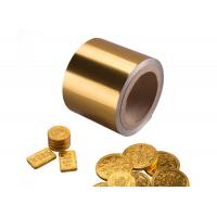 China chocolate coins wrapping aluminium foil for sale