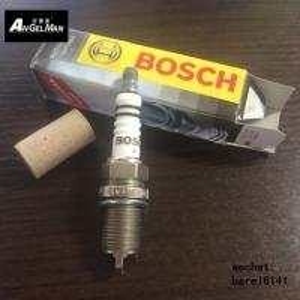 Quality OEM Ngk Peugeot Spark Plugs BKR6E Bosch FR7DC+8 Denso K20PR-U For Citroen 0242235666 for sale