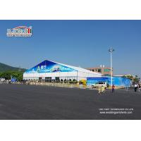 Wholesale Aluminum Frame PVC Roof  Big Exhibition Tent For Out Event Or Catering from china suppliers