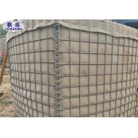 China Galvanized Connectable Sand Filled Walls SX-1 For Semi-Permanent Levee for sale