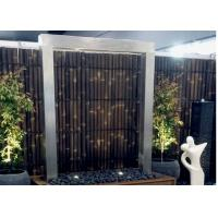 Wholesale Modern Design Stainless Steel Water Features For The Garden Custom Color from china suppliers