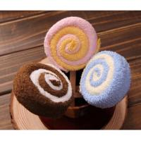 New creative promotion gift product wedding gift Sugar roll towel