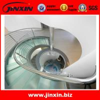 Wholesale Stainless steel indoor stair railings for spiral staircase from china suppliers
