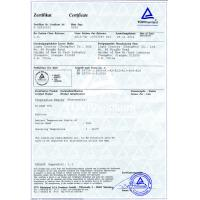 Light Country(Changshu) Co., LTD. Certifications