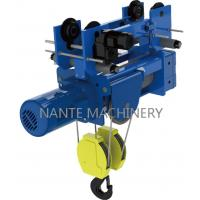 Quality Crane 5 Ton Electric Rope Hoist Heavy Duty Lifting Equipment NHB Series for sale