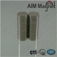 Wholesale Neodymium permanent industrial magnet prices D5x3mm from china suppliers