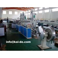 Wholesale Overlap Welding PEX-AL-PEX Tube extrusion machine from china suppliers